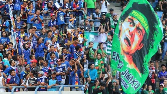 Update Derby Jatim Arema FC vs Persebaya, Berikut Info Tiket dan Perubahan Jadwal