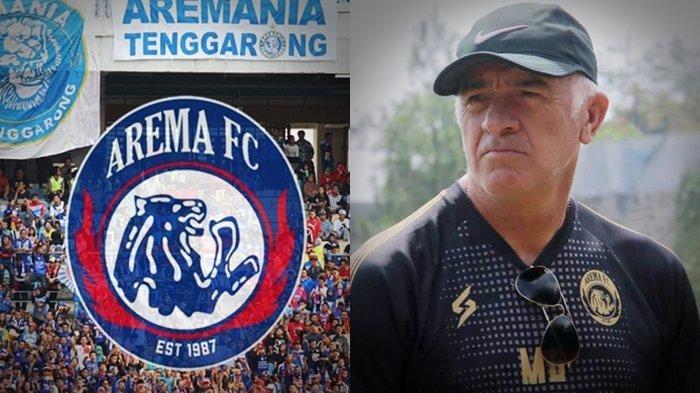 Ritual Eks Pelatih Persib Mario Gomez di Arema FC, dan Janji Aremania di Piala Gubernur Jatim 2020