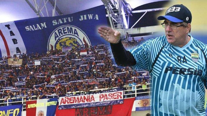 Pernah Jadi Idola Aremania, Robert Rene Alberts Singgung Kekalahan Arema FC dari Persib Bandung