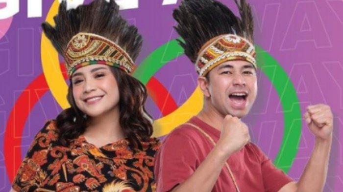 Nagita Slavina Ikon PON XX Papua Jadi Polemik, Raffi Ahmad Bela Istri: Ikon dan Duta Itu Beda
