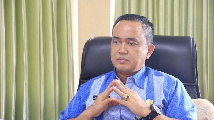 Arif Franata Filifus Sembiring, Kepala Dishub Kaltim.