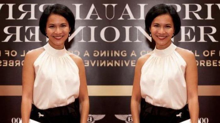 Arini Subianto Disebut Wanita Terkaya di Indonesia 2018 Versi Majalah Forbes, Ini Sumber Kekayaannya