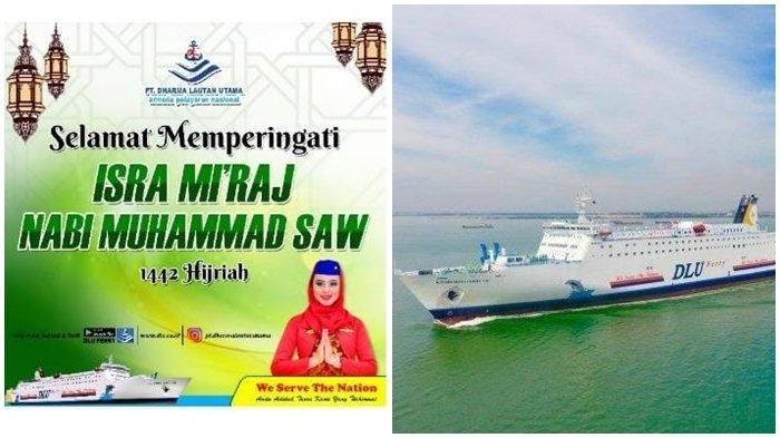 Manfaatkan Moment Libur Isra Miraj, Dharma Lautan Ajak Berlayar Bawa Kendaraan Pribadi