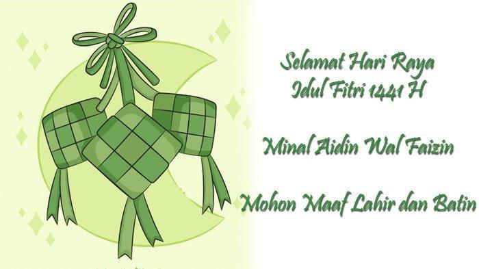 Arti Minal Aidin Wal Faizin Bukan Mohon Maaf Lahir dan Batin, Sejarahnya jadi Ucapan Idul Fitri
