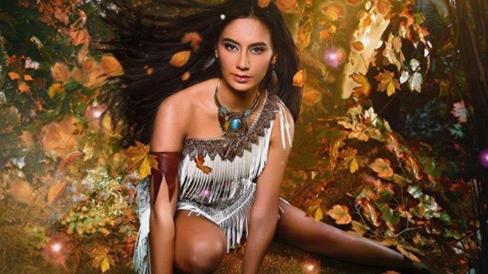 FOTO 13 Artis Indonesia Bergaya jadi Putri Disney, dari Ariel Tatum hingga Nafa Urbach!