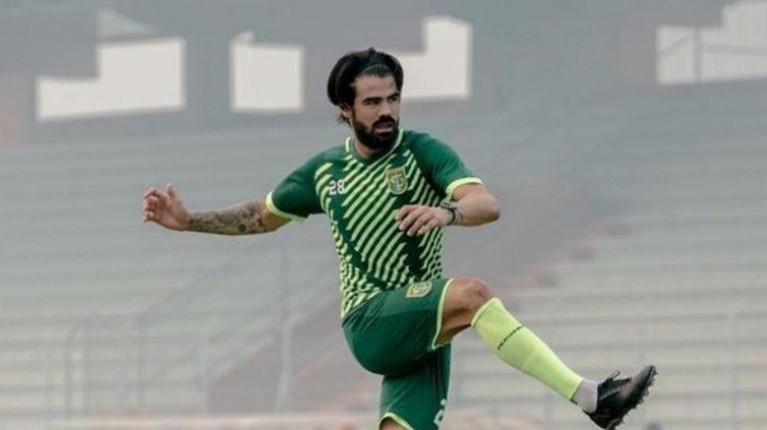 Jelang Piala Menpora Lawan PSS Sleman, Persib Bakal Kedatangan Eks Persebaya Gantikan Farshad Noor?