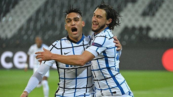 Hasil dan Klasemen Liga Champions, Real Madrid Keok, Inter Milan Jaga Asa Lolos ke Babak 16 Besar