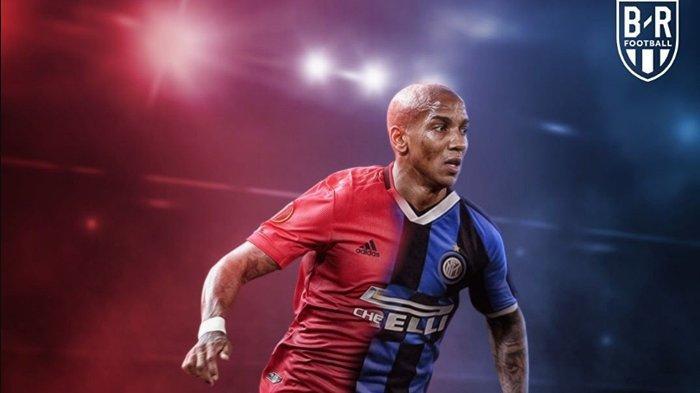 Resmi Kapten Man United Ashley Young Tes Medis di Inter Milan, Bakal Rasakan Atmosfer Liga Italia