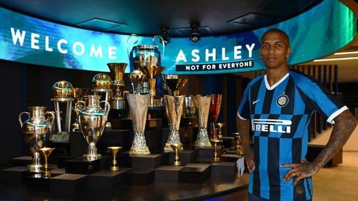 Tunggu Christian Eriksen, Eks Kapten Man United Ashley Young Duluan Berseragam Inter Milan