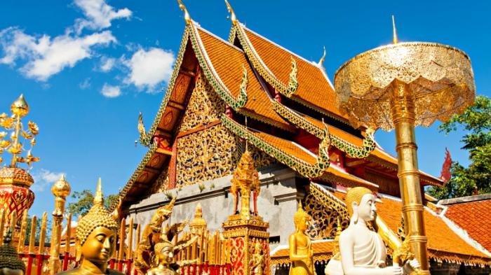 Ini 5 Fakta Unik Thailand yang Perlu Diketahui Sebelum Anda Liburan, Jangan Bawa Boneka di Pesawat