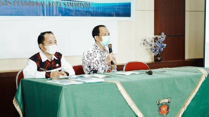 54 Sekolah di Samarinda Direkomendasikan untuk Gelar PTM Terbatas
