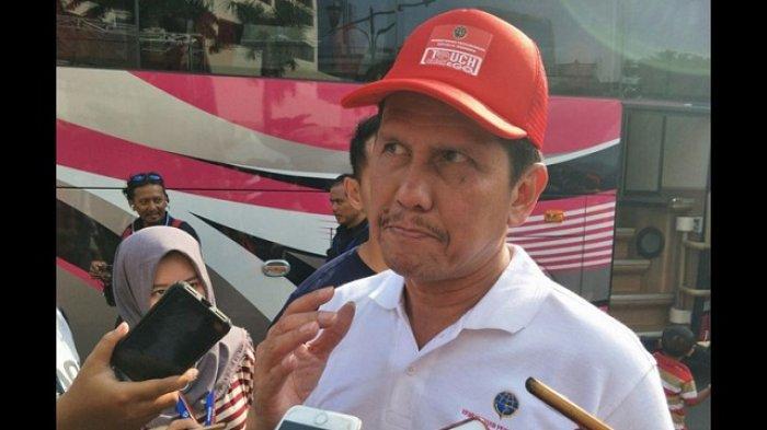 Partainya Tak Lagi Dukung Jokowi, Asman Abnur Temui Mensesneg Ingin Mundur dari Kabinet Kerja