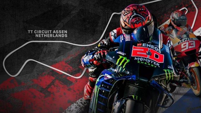 Jadwal MotoGP 2021 Lengkap dengan Jam Tayang Trans7, Tonton GP Belanda Mulai Jumat Via TV Online