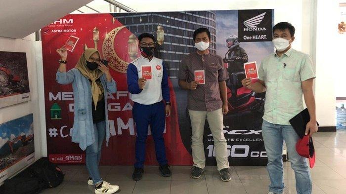 Gaungkan Keselamatan Berkendara, Astra Motor Kaltim 1 Gelar Sosialisasi di Kobexindo