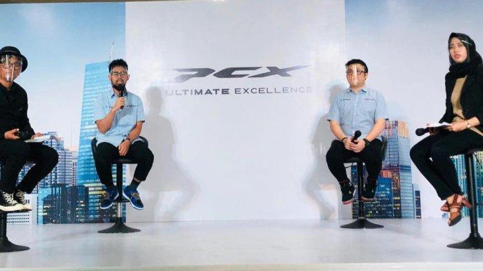 Astra Motor Kaltim 1 Luncurkan All New Honda PCX, Berperforma Tinggi dengan Desain Mewah dan Dinamis