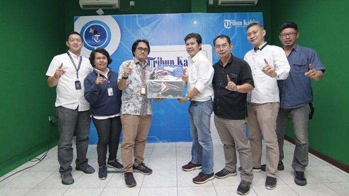 Hari Pers Nasional, Manajemen Astra Motor Balikpapan Kunjungi Kantor Tribun Kaltim