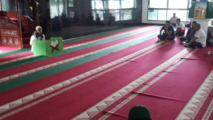 Pesan Bulan Rajab di Masjid Baitussalam Korem 091/ASN Samarinda, Ustad Bahtiar Yunus Ingatkan Tobat