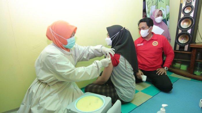 Alasan Binda Kaltim Vaksinasi Covid-19 via Door to Door pada 2 Kelurahan di Balikpapan