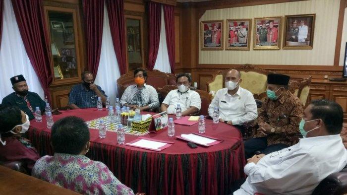 FKUB Audiensi Bersama Bupati Kubar FX Yapan, Sampaikan Program Kerja Kondusivitas Daerah