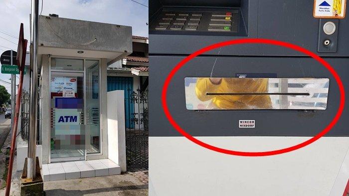 Modus Kejahatan Baru, Uang Tak Segera Keluar saat Wanita Ini Raba Bagian Mesin ATM Ternyata. . .