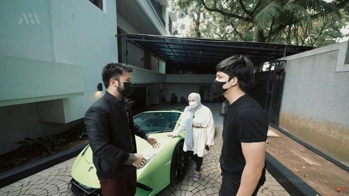 Minta Lamborghini Rp 16 Miliar, Aurel Hermansyah Desak Atta Halilintar Jual Semua Mobil di Rumah