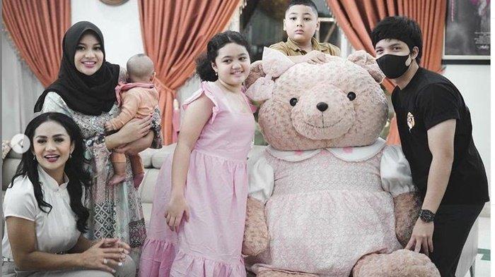 Momen Aurel Hermansyah dan Atta Halilintar Bersama Amora Diposting Krisdayanti, Raul Lemos Merespon