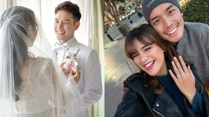 Audi Marissa dan Anthony Xie menikah