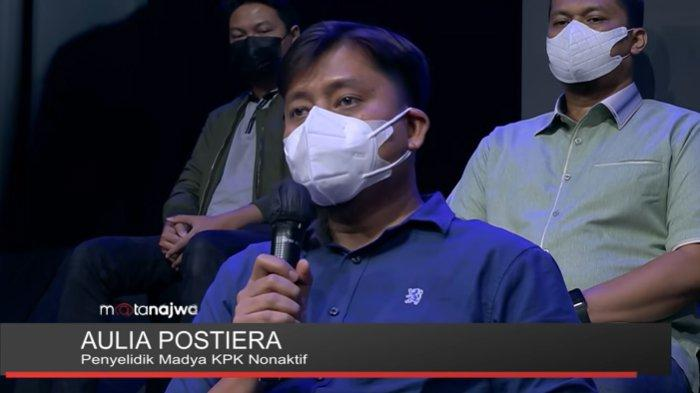 Curhat di Mata Najwa, Pegawai KPK yang Dipecat Kecewa soal Tunjangan Hari Tua