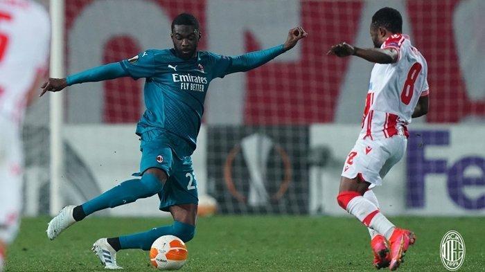 Update Liga Italia, Taktik Pioli Berujung Petaka, AC Milan Dipastikan Pincang Menghadapi Inter Milan