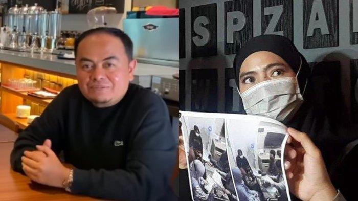 Mansyardin Malik Berani Sumpah Pocong Soal Penyimpangan, 'Saya Membantah Keras Tuduhan Itu'