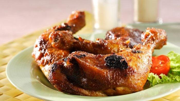 Resep Ayam Bakar Tulang Lunak, Kelezatannya Terasa sampai ke Tulangnya