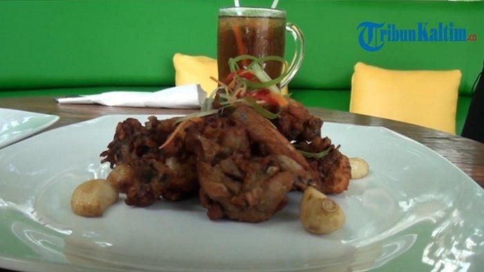 Ayam Goreng Bawang Putih Ala Chef MaxOne Hotel Balikpapan, Ada Sensasi Pedas & Manis Beraroma Rempah