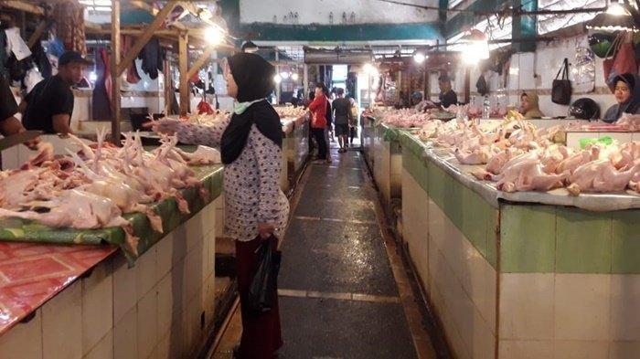 Daftar Harga Kebutuhan Pokok di Kukar Rabu 6 Mei 2020, Ayam Ras Capai Rp 35 Ribu