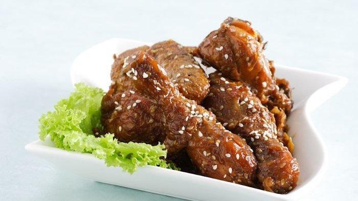 Resep Ayam Masak Kecap Wijen Enak, Menu Sehari-hari dengan Tampilan Lebih Spesial