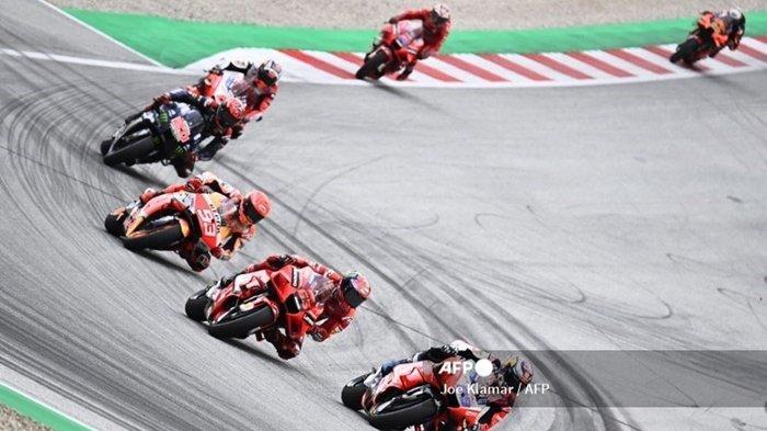 Klasemen MotoGP 2021 Terbaru Usai GP Austria, Marc Marquez Tergusur, Quartararo Masih di Puncak