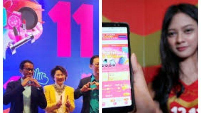 Jangan Lewatkan Festival 11.11 Belanja Online Hari Ini, Lazada Tawarkan GoPro dan Apple Rp 11