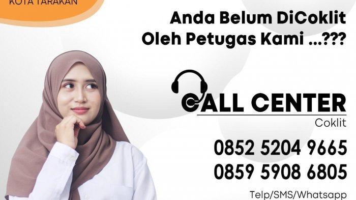 Proses Coklit Data di KPU Tarakan Capai 75 Persen, Target Sudah Rampung pada 10 Agustus