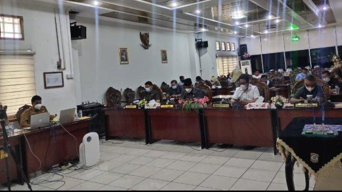 DPRD Kota Balikpapan mulai menggodok rancangan peraturan daerah (raperda) kearsipan dengan menggelar rapat paripurna.TRIBUNKALTIM.CO, DWI ARDIANTO