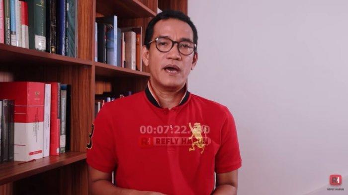 Ulasan Lengkap Refly Harun Soal Putusan MA Atas PKPU 5/2019, Mengapa Tak Batalkan Kemenangan Jokowi?