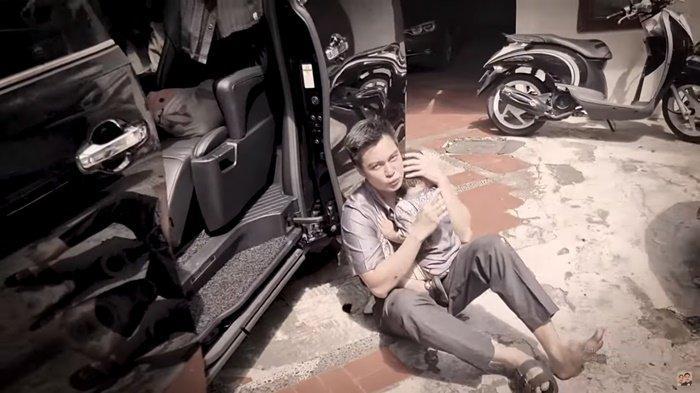 Baim Wong Jatuh dari Mobil Saat Gendong Kiano, Paula Verhoeven Panik Sampai Menangis