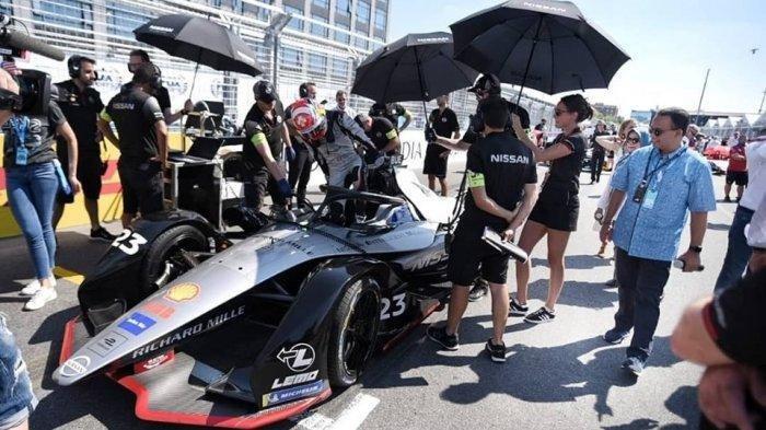 PSI Soroti Anies Baswedan, Balap Jet Darat tak Masuk RPJMD Ada 4 Anggaran Formula E Sampai Triliunan