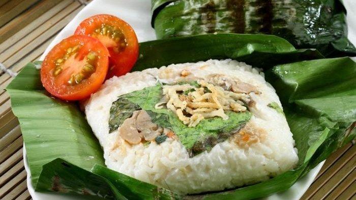 Resep Nasi Bakar Tumis Jamur, Menu Makan Siang yang Bikin Momen Akhir Pekan Makin Istimewa