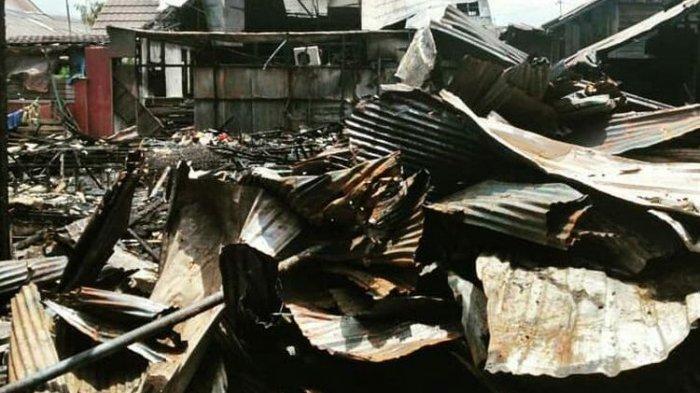 LA Sempat Selamatkan Ibu dan Anaknya Sebelum Api Membesar, Pelaku Ditangkap di Kolong Rumah Warga