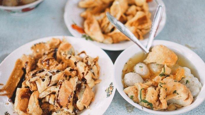 Nyemil Sore Ingin Makan Batagor, Ini Rekomendasinya yang Super Enak di Kota Bandung