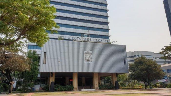 Balai Kota DKI Jakarta.