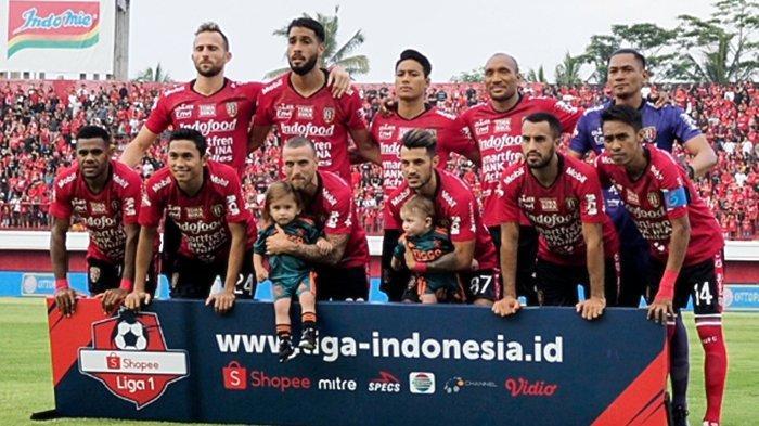 TAYANG SEKARANG PS Tira Persikabo vs Bali United, Susunan Pemain, Irfan Bachdim Cadangan