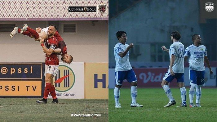 Marc Klok Tidak Termasuk, Inilah 2 Pemain Persib Bandung yang Diwaspadai Penyerang Bali United
