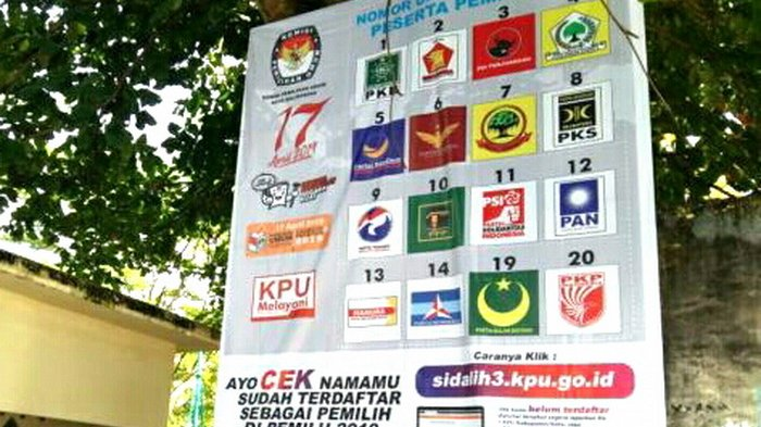Catat! Berikut Nama-Nama Caleg yang Resmi Duduk di Kursi DPRD Balikpapan Periode 2019-2024