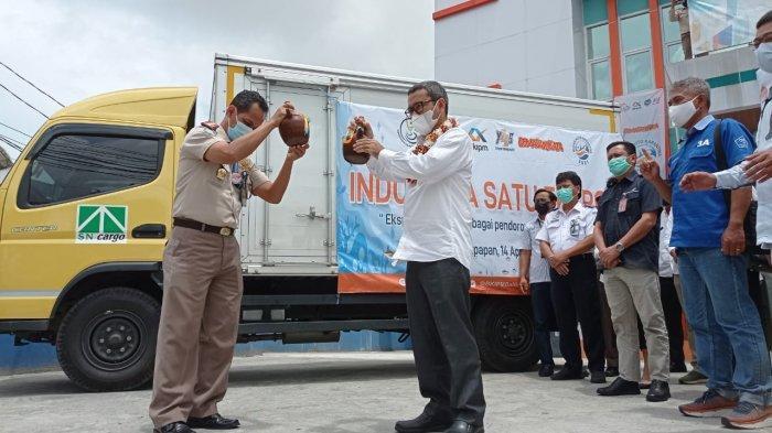 Penerbangan Ekspor Terbatas, Pemprov Kaltim Harap Peningkatan Volume Angkut Produk Marine
