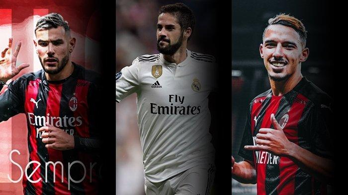 Transfer Liga Italia, Demi Gelandang Tak Terpakai Real Madrid, 2 Pilar Utama AC Milan Jadi Tumbal